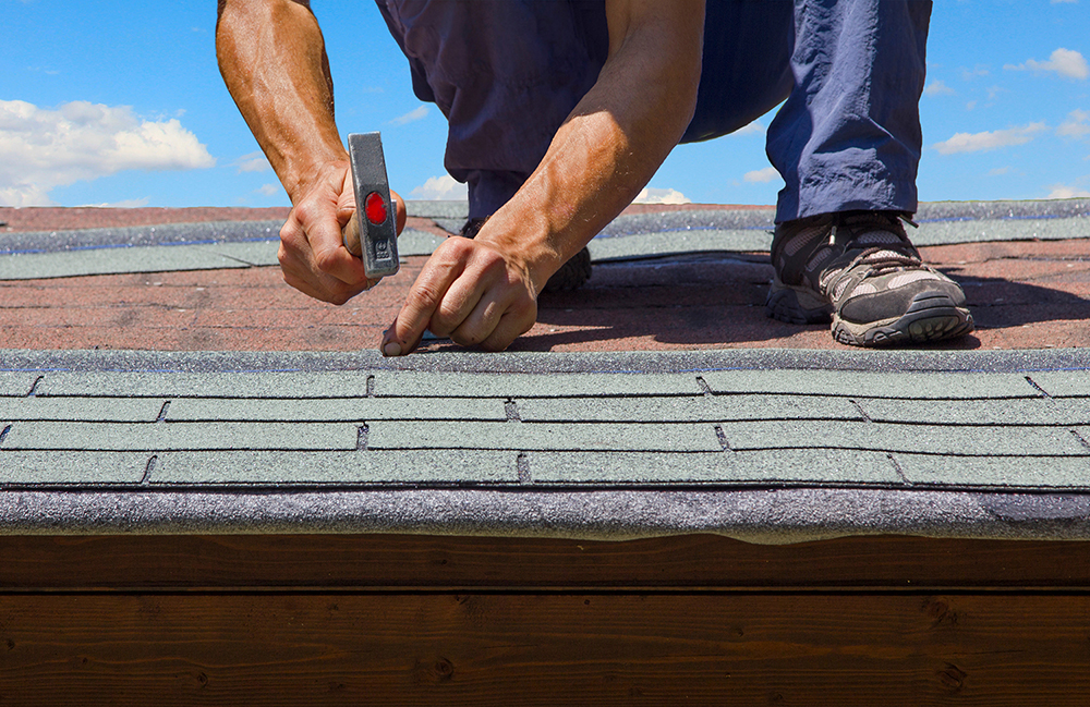 Residential Re-Roofing Services